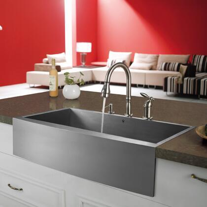 Vigo VG14017 Kitchen Sink