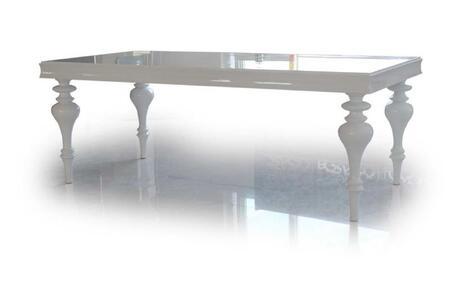 VIG Furniture VGDVLS2125PCSET Versus Bella Dining Room Table