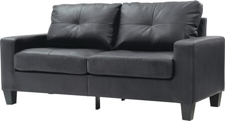 Glory Furniture G463AS Newbury Series Modular Faux Leather Sofa