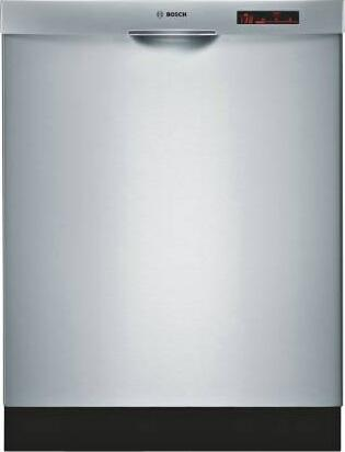 Bosch SHE55RF5UC 500 Series Built-In Dishwasher