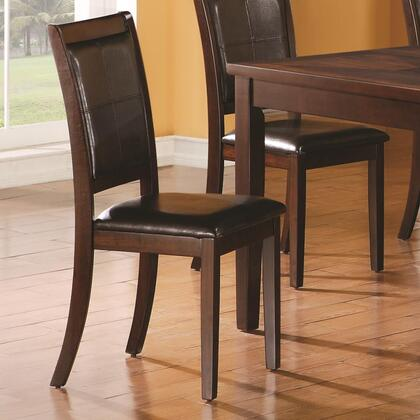 Coaster 103152 Coventry Series Casual Wood Frame Dining Room Chair