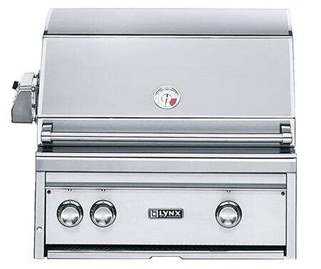 Lynx L27PSR2L Built In Grill, in Stainless Steel
