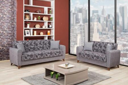 Casamode ANQFSBLSG Living Room Sets
