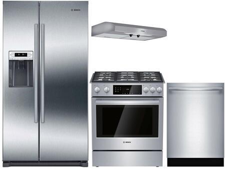 Bosch 902501 Kitchen Appliance Packages Appliances