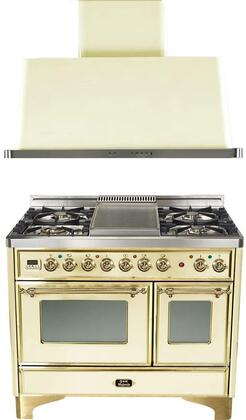 Ilve 720763 Kitchen Appliance Packages