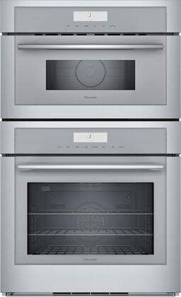 Thermador Mem301ws 30 Inch Masterpiece Series Combo Oven