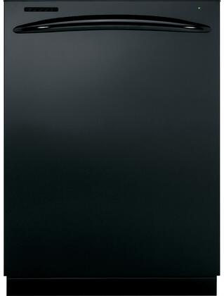 GE PDW7800VBB Profile Series Built-In Fully Integrated Dishwasher