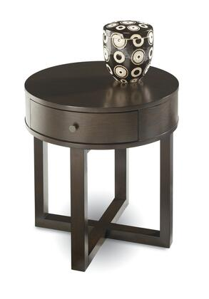 Lane Furniture 1400122 Perfect Fit Series Modern Round End Table