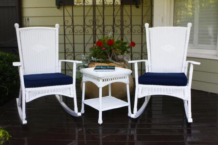 Tortuga PSR2CWH Transitional Patio Sets