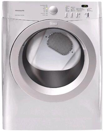 Frigidaire FAQE7073KA Affinity Series  Electric Dryer, in Silver