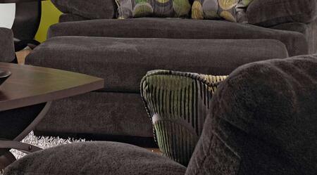 Jackson Furniture 450210 Contemporary Fabric Ottoman