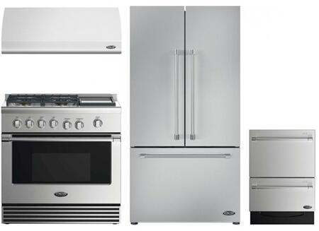 DCS 719422 Kitchen Appliance Packages