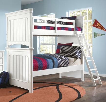 Samuel Lawrence 84667303132 SummerTime Series  Twin Size Bunk Bed