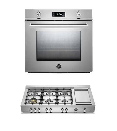Bertazzoni 346779 Professional Kitchen Appliance Packages