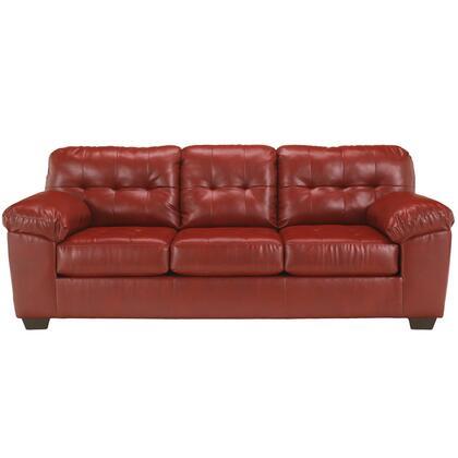 Alliston Sofa Red