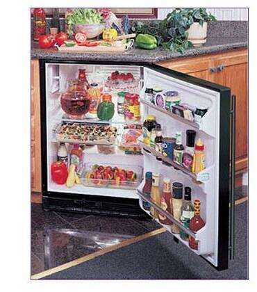 Marvel 6ARMBSFLR  Built In Counter Depth Compact Refrigerator with 5.29 cu. ft. Capacity, 2 Glass Shelves