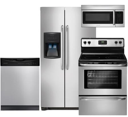 Frigidaire FG4PCFSSBSFC30ESSKIT3 Kitchen Appliance Packages