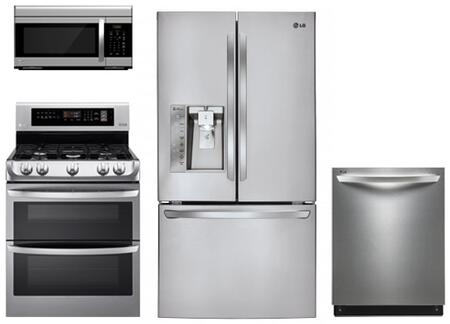 LG 729231 Kitchen Appliance Packages