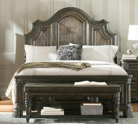 Coaster 204041Q Carlsbad Series  Queen Size Panel Bed