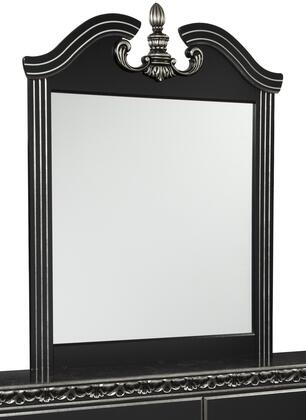 Signature Design by Ashley B30136 Navoni Series Rectangle Portrait Dresser Mirror