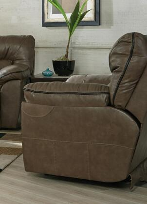 Catnapper 643407128318308318128309 Milan Series Leather Metal Frame  Recliners