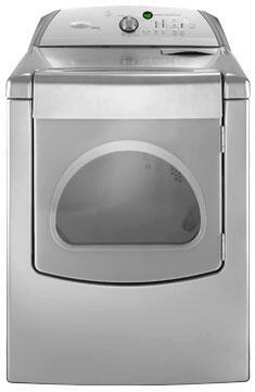 Whirlpool WED6600VU  Electric Dryer, in Grey