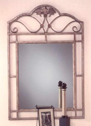 Hillsdale Furniture 40543 Bordeaux Series Rectangle Portrait Wall Mirror