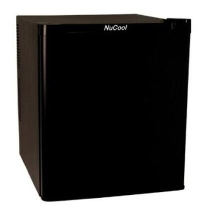 Haier CRNU1708B  Black Compact Refrigerator with 1.7 cu. ft. Capacity