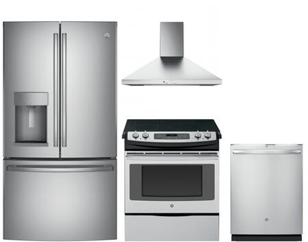 GE 724278 Kitchen Appliance Packages