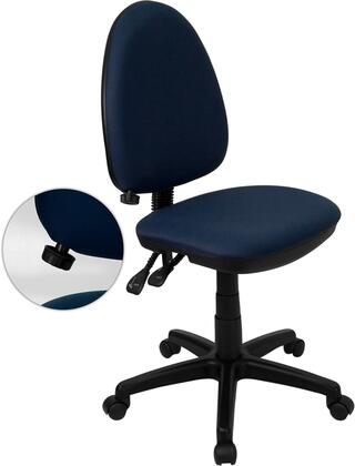 "Flash Furniture WLA654MGNVYGG 22"" Contemporary Office Chair"