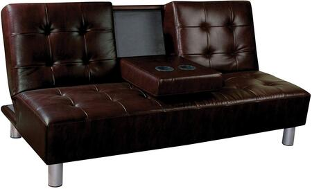Acme Furniture 05641 Barron Series Convertible Sofa