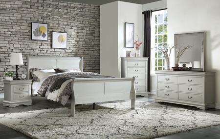 Acme Furniture Louis Philippe Bedroom Set