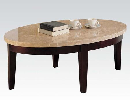 Acme Furniture 17142 Walnut Contemporary Table