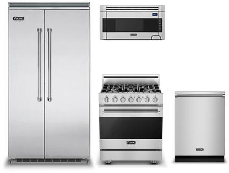 Viking 766733 Kitchen Appliance Packages