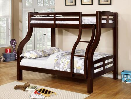 Furniture of America CMBK618EXBED Solpine Series  Bed