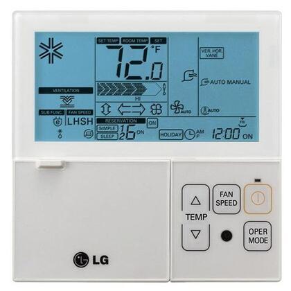 LG PREMTB10U Air Conditioner Cooling Area,