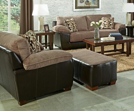Jackson Furniture 43982pcarmkit1cha Pinson Living Room