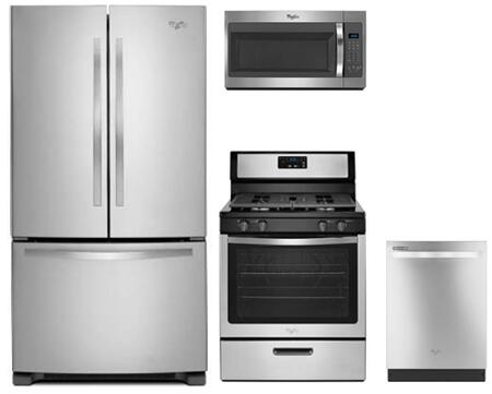 Whirlpool 741775 Kitchen Appliance Packages
