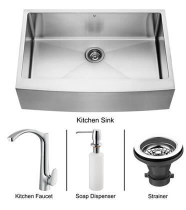 Vigo VG15083 Kitchen Sink