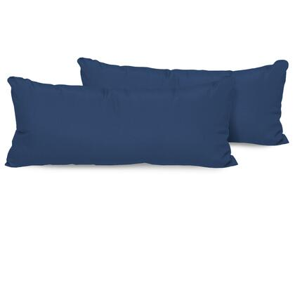 PILLOW NAVY R 2x