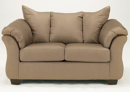 Milo Italia MI1627LS3PCKITMOCH Tristian Living Room Sets