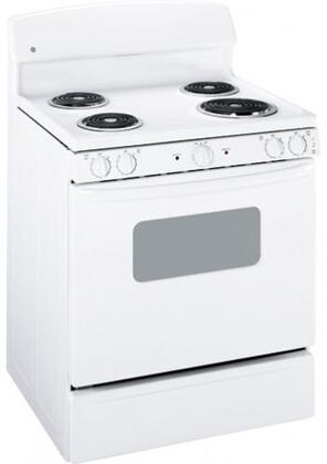 GE JBS15MWW QuickClean Series Electric Freestanding