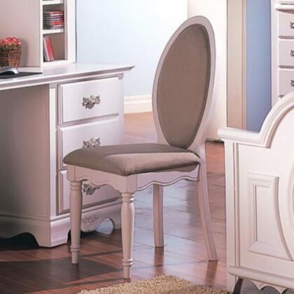 Coaster 400109 Sophie Series  with Wood Frame in White