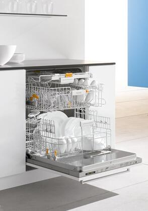 Miele G5775SCVI  Built-In Fully Integrated Dishwasher with