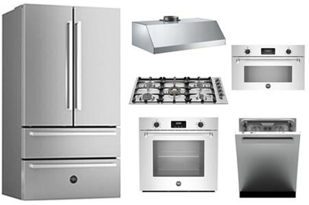 Bertazzoni 768366 Professional Kitchen Appliance Packages
