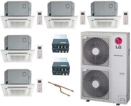 LG 705857 5-Zone Mini Split Air Conditioners
