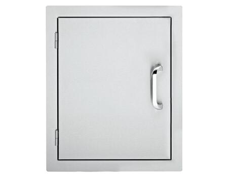Vertical Single Access Door