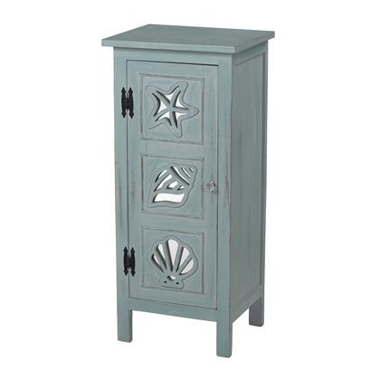 Sterling 137006 Normandy Shore Series Freestanding MDF None Drawers Cabinet