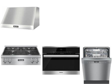 Miele 887255 Kitchen Appliance Packages | Appliances Connection