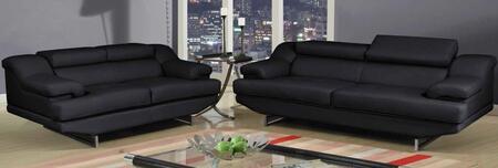 Global Furniture USA U8141BLSL Living Room Sets